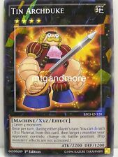 Yu-Gi-Oh - 1x Tin Archduke - Shatterfoil Rare - BP03 - Monster League