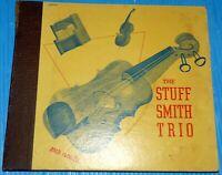 Stuff Smith Trio - Adventure in Feeling / Asch 78 Set