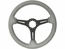 1963 -1982 Corvette Gray Steering Wheel with a Black Center