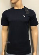 ARMANI JEANS MENS CREW NECK SHORT SLEEVE T-SHIRT SLIM FIT