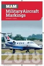 Military Aircraft Markings 2018 aviation book paper