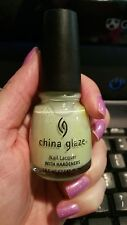 China Glaze Groovy Green Nail Polish Lacquer