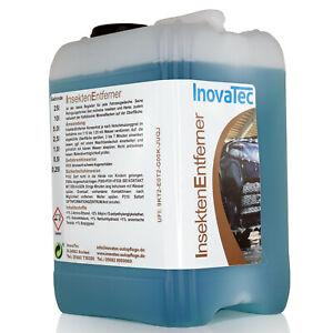 5L Insektenentferner Konzentrat 1:25 Gel Insektenlöser Handwash InovaTec