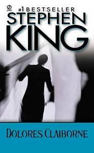 Dolores Claiborne - Mass Market Paperback By King, Stephen - GOOD