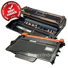 DR820 Drum & TN850 Black Toner Cartridge for Brother TN820 HL-L5000D MFC-L5900DW