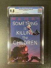 Something is Killing the Children 5 Cover A First Print CGC 9.8 3816935006