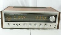 Vintage Stereo Receiver Amplifier Realistic STA-52 AM/FM Tuner Aux Phono Works!