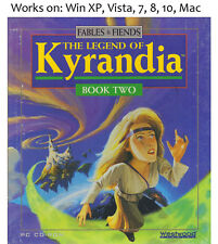 The Legend of Kyrandia: Hand of Fate Book Two PC Mac Game