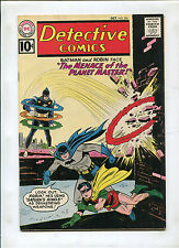 DETECTIVE #296 (6.5) THE MEANACE OF THE PLANET MASTER!