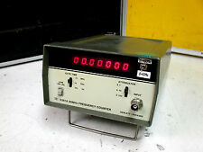 zuverlässiger Frequenzzähler HP5381A mit professioneller Erweiterung auf 480 MHz
