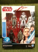 Star WarsEpisode 8: The Last JediForce Link Activated Series 3.75 inch Action