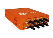Elastix EGW200-8G 8 Channel Quad Band GSM VoIP Asterisk Gateway w 8 Antenna