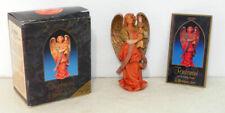 "Fontanini  5"" Scale Nativity Angel Leah OB 1997 Club Special"