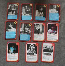 Rolling Stones, 11 cartes divers - carrefour market