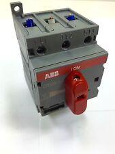 ABB Stotz Lasttrennschalter 4 Polig OT63F3----307