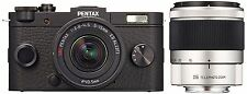 PENTAX mirrorless single-lens Q-S1 double zoom kit from Japan EMS