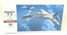 Hasegawa Mitsubishi T-2 JASDF Super Sonic Advance Jet Trainer 1/48 Kit 07237