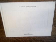 Le livre de la manufacture Jaeger-Lecoultre  Horlogerie 1998 - 99
