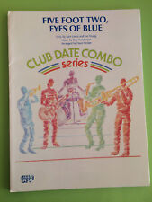 Five Foot Two Eyes Of Blue, Ray Henderson, arr. Dave Wolpe, Combo