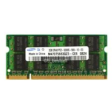 New Samsung 2GB PC2-5300 DDR2-667 667Mhz 200pin PC5300 Laptop Sodimm Memory