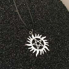 Stylish Supernatural Dean Anti-possession Symbol Pentagram Pendant Necklace