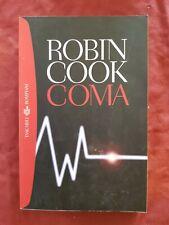 Libro Coma Robin Cook Bompiani #TO1