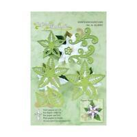 Leane Creatief Cutting Dies - Multi Poinsettias #4 458961
