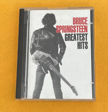 Bruce Springsteen Greatest Hits Minidisc - No Cracks to Case