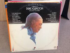 Tribute to Duke Ellington We Love You Madly vinyl 2x LP Buddy Rich Stan Getz