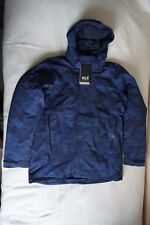 Jack Wolfskin Mountain EDGE Jacket - Herren - Night Blue, Gr. 3 XL
