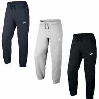 Nike Joggers Mens Sweatpants Fleece Bottoms Pants Sport Black Blue Grey New