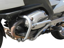 ENGINE GUARD CRASH BARS HEED BMW R 1200 RT (05-13) silver