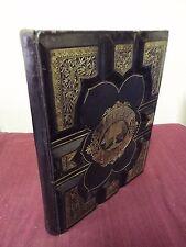 19th Century Family Bible - Salesman Sample