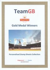 GB 2012 - Olympics/Paralympics Personalised Stamp Sheet Collection - Fantastic