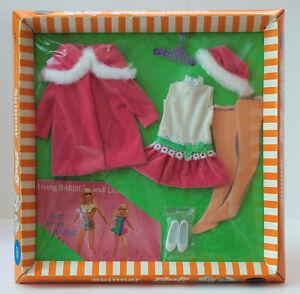 "MINT NRFB SKIPPER #3477 ""DRESSED IN VELVET"" Fashion MOC MIB Mattel Vintage 1971"