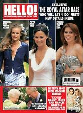 HELLO,Cressida Bonas,Pippa Middleton,McFly Danny Jones,David Foster,Denise Outen