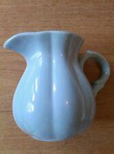 Price & Kensington Pottery pastel blue jug