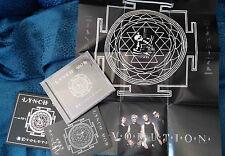 "LYNCH MOB ""Revolution"" 1st press rare complete cd Dokken"