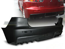 SHIELD POWER REAR MITSUBISHI LANCER 08-11 EVO STYLE