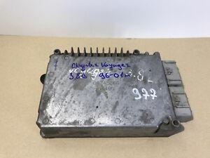 CHRYSLER GRAND VOYAGER 96-01 ECU ENGINE CONTROL UNIT 0474586064490