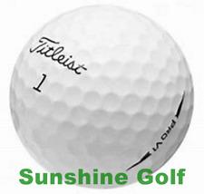 50 NEAR MINT Titleist Pro V1 Used Golf Balls (4A) - FREE SHIPPING