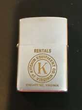 VINTAGE 1977 ZIPPO LIGHTER WITH