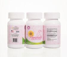 3 BOTTLES Feminelle Original Menopausia 2 Times more effective 90 caps /1 month