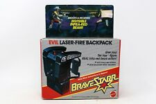 BraveStarr Evil Laser-Fire Backpack 1986, Unopened