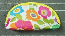 TRINA TURK for Clinique Floral Print Makeup Storage Bag