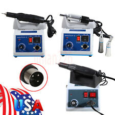 Dental Lab Marthon Micromotor Polisher35k Rpm Handpiece Contra Angle Staight Vt