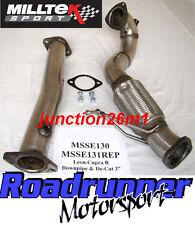 "Milltek Seat Leon Cupra R Exhaust downpipe & de Cat 3"" SSXSE133"