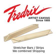 "Fredrix Standard Stretcher Strips / Bars 23"" 6023"