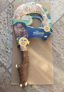 Disney's Moana Maui's Magical Fish Hook Set RARE NEW SEALED *SHIPS TODAY*