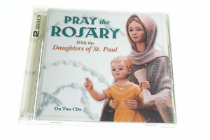 pray the rosary with the daughters of st.paul 9780819859440 2CD A14601